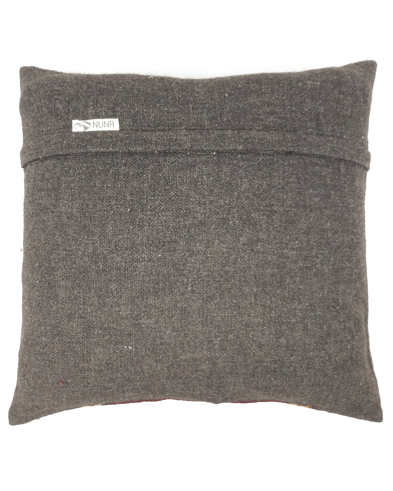 Sacha Handwoven Cushion Cover-Peruvian Nuna