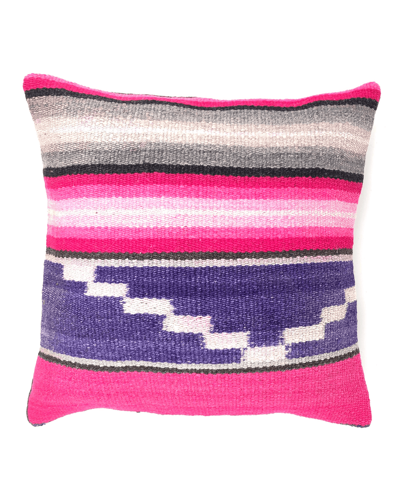 Load image into Gallery viewer, Sami Handwoven Cushion Pillow Cover-Peruvian Nuna