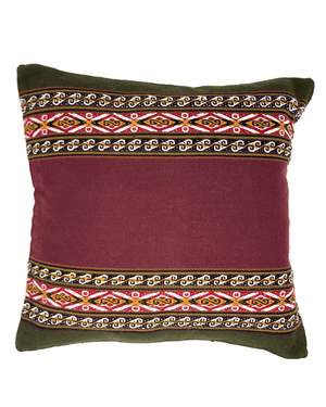 Load image into Gallery viewer, Samincha Handwoven Pillow Cushion Cover-Peruvian Nuna