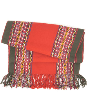 Killa Handwoven Peruvian Table Runner-Peruvian Nuna