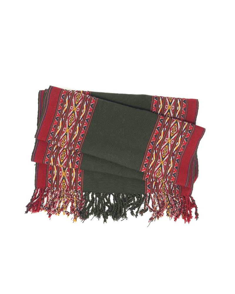Tika Handwoven Table Runner-Peruvian Nuna