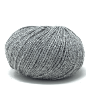 Peruvian Nuna Yarn Sami DK - Solid Light Gray