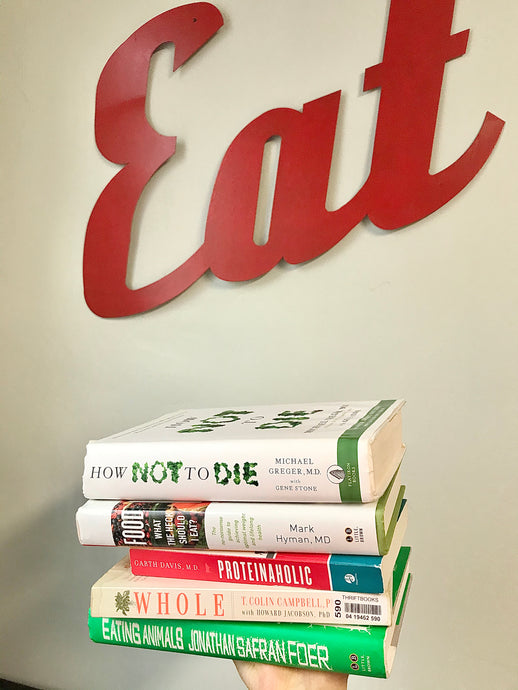 Food Confusion?  Check Out My Top Food Books!