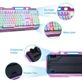 HPG Mechanical Gaming Keyboard Mouse Bundle - High Ping Merch early black friday deals