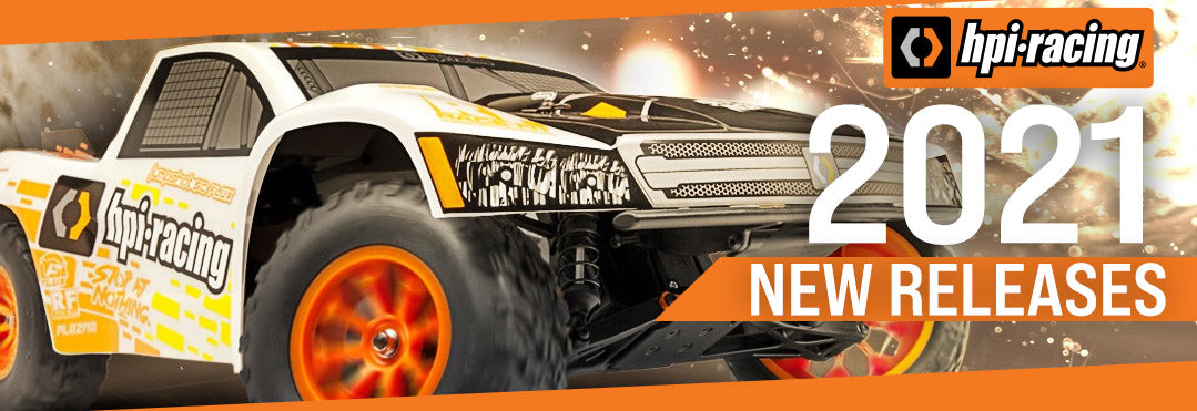 HPI 2021 New Releases