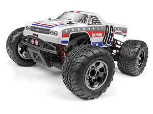 HPI 120093 Savage XS Flux El Camino SS 4WD 1/12 Electric Monster Truck
