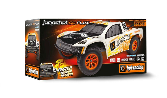 HPI 160031 1/10 Jumpshot SC Flux Electric Short Course
