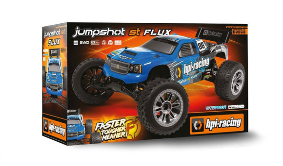 HPI 160032 1/10 Jumpshot ST Flux Electric Stadium Truck