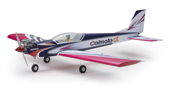 Kyosho 11255P CALMATO Alpha 40 SPORTS EP/GP Toughlon (Purple)
