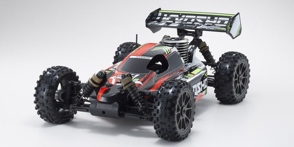 Kyosho 33012T2 1/8 GP 4WD Inferno Neo 3.0 Readyset T2 Red