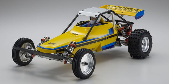 Kyosho 30613 1/10 EP 2WD Scorpion 2014 Buggy Kit
