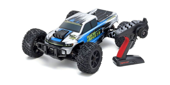 Kyosho 34256 1/8 EP 4WD PSYCHO KRUISER VE 2.0 Monster Truck Readyset