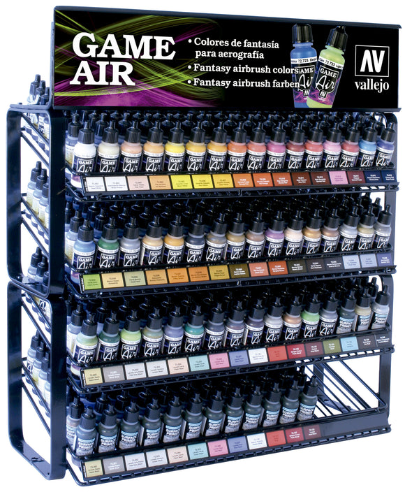 Vallejo EX706 Game Air Complete Range Display (Stand Only)