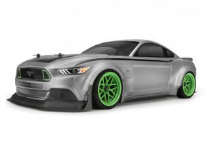 HPI 116533 Ford Mustang 2015 Rtr Spec 5 Painted Body (200mm)