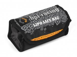HPI 160013 Lipo Safe Case (Black)