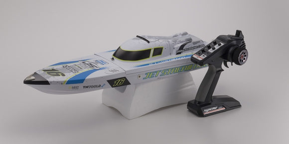 Kyosho 40132T2 1/20 EP Jetstream 600 Readyset Colour Type 2