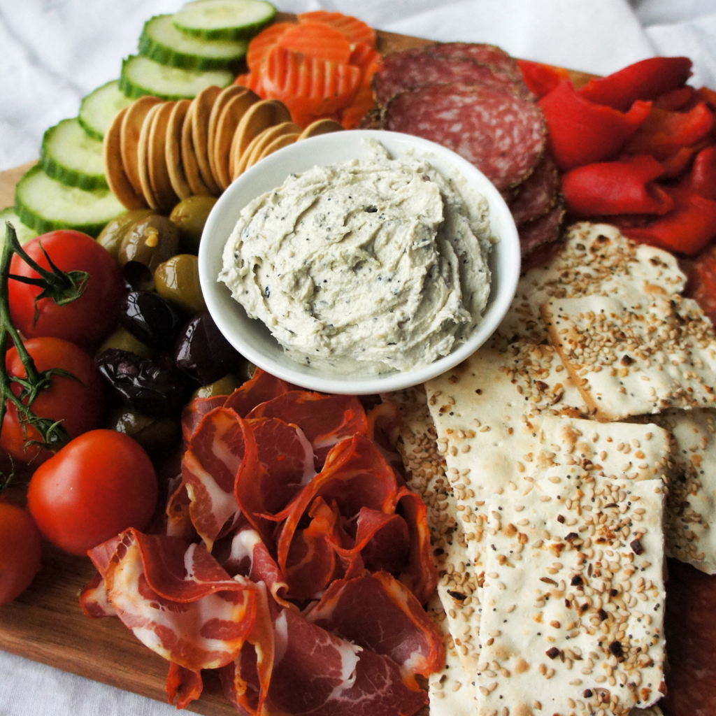 The Basics of a Dairy-Free Party Platter