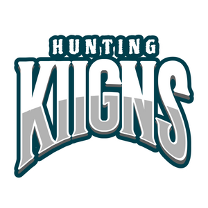 Kiigns Hunting website logo.