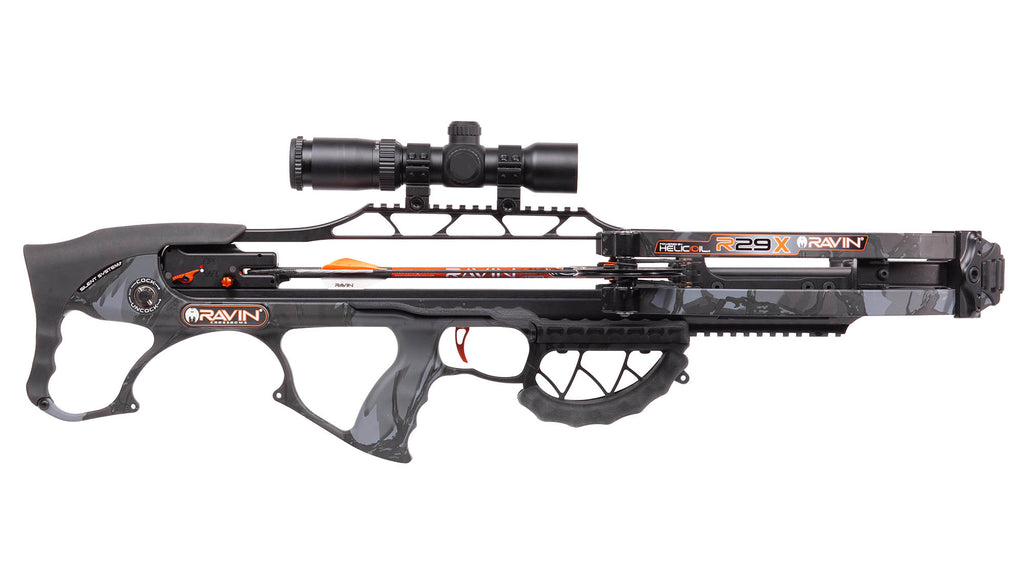 Ravin R29X Crossbow Package for sale today at Kiigns Hunting.
