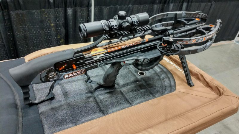 Ravin R29X Crossbow Package Review by Kiigns Hunting.