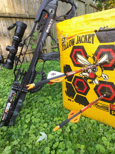Ravin R29 Crossbow Package tested by Kiigns Hunting.