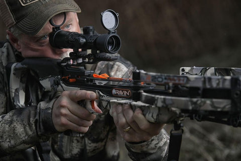 Ravin r20 sniper crossbow package for sale at Kiigns.com.
