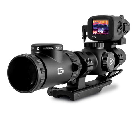 Sector G1T2 Thermal Riflescope System available at Kiigns.com