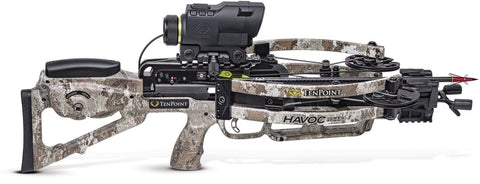 TenPoint Havoc RS440 Xero Crossbow Package available for sale today at Kiigns Hunting.