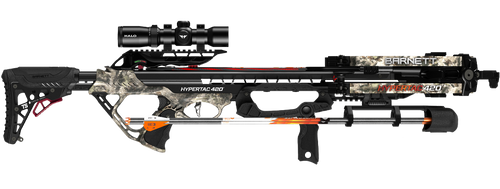 Barnett HyperTac 420 Crossbow Package for sale at Kiigns Hunting.