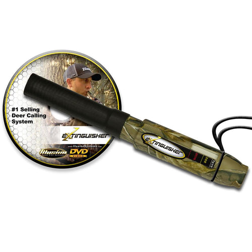 Illusion Extinguisher Camo Deer Call for sale at Kiigns.com.