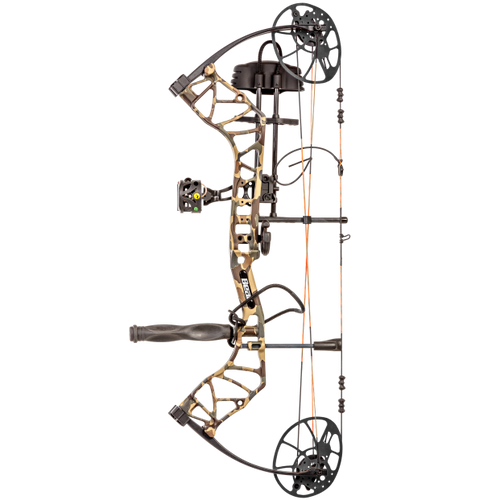 Fred Bear Camo Legit Compound Bow for sale at Kiigns Hunting.