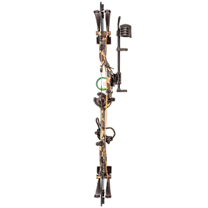 Fred Bear Camo Legit Compound Bow for sale now at Kiigns Hunting.