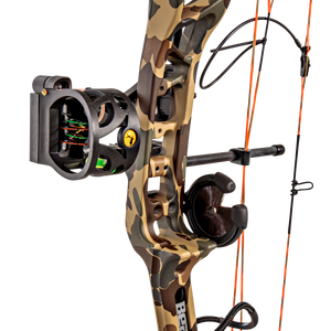 2021 Fred Bear Camo Legit Compound Bow for sale at Kiigns Hunting.