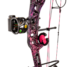 2021 Fred Bear Legit Muddy Girl Camo Compound Bow for sale at Kiigns Hunting.