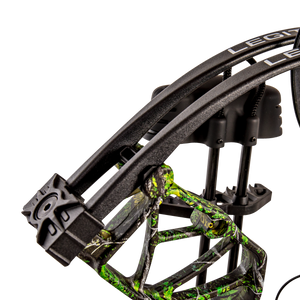 Fred Bear Legit Toxic Camo Compound Bow for sale for less at Kiigns Hunting.