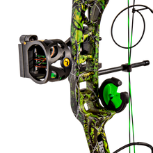 2021 Fred Bear Legit Toxic Camo Compound Bow for sale at Kiigns Hunting.