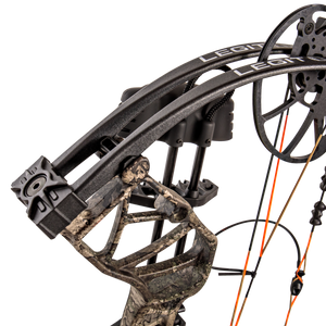 Fred Bear Legit Compound Bow Truetimber Strata for sale for less at Kiigns Hunting.