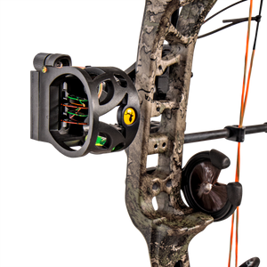 2021 Fred Bear Legit Compound Bow Truetimber Strata for sale at Kiigns Hunting.