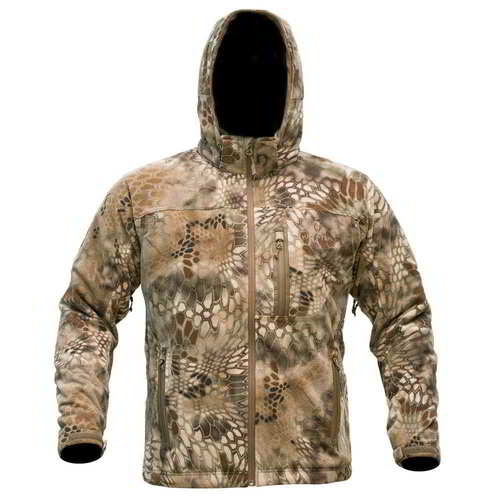 Kryptek Highlander Vellus Jacket for sale at Kiigns.com.