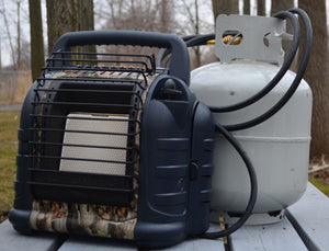 Mr Heater Hunting Buddy Portable Heater for sale today at Kiigns Hunting.