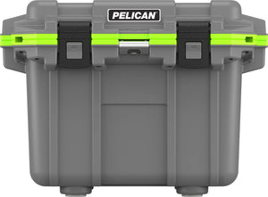 Pelican Elite Cooler 30qt Grey available at Kiigns Hunting.