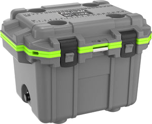 Pelican Elite Cooler 30qt Grey available for sale at Kiigns Hunting.