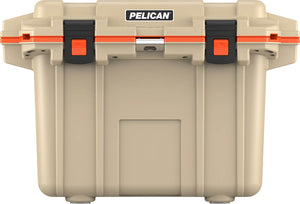 Pelican Elite Cooler 50qt Tan available for sale at Kiigns Hunting.