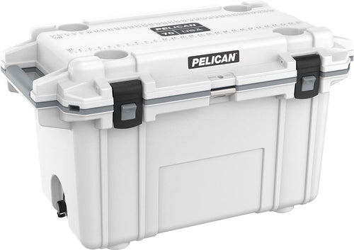 Pelican Elite Cooler 70qt White available at Kiigns Hunting.
