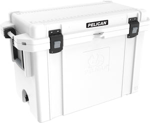 Pelican Elite Cooler 95qt White available at Kiigns Hunting.