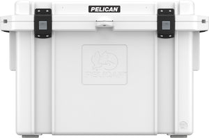 Pelican Elite Cooler 95qt White for sale at Kiigns Hunting.