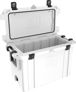 Pelican Elite Cooler 95qt White for sale for less at Kiigns Hunting.