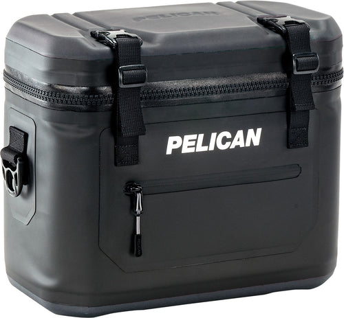 Pelican Soft Cooler 12 Can Black for sale at Kiigns Hunting.