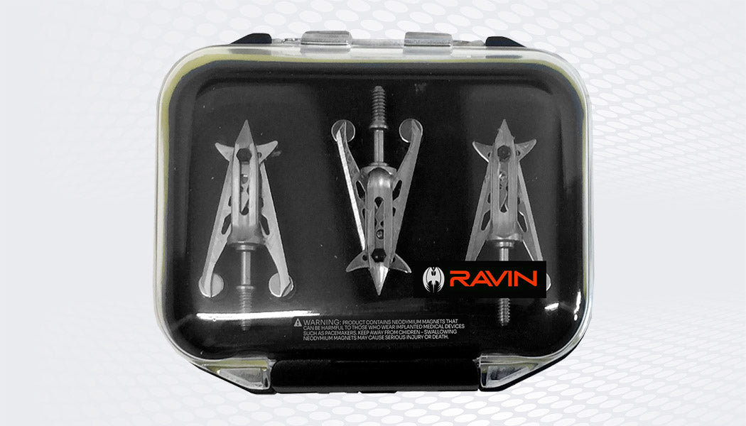 Ravin Crossbow Broadhead Case for sale at Kiigns Hunting.