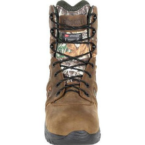 Rocky Deer Stalker Boots 800g Realtree Edge for sale today at Kiigns Hunting.
